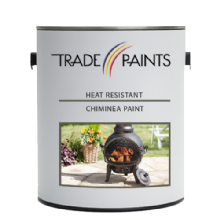Heat Resistant Chiminea Paint